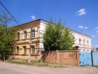 Astrakhan, university АГТУ, Астраханский государственный технический университет, Maksakovoy st, house 3