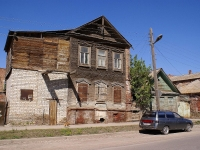 Astrakhan, Maksakovoy st, house 9. Apartment house