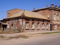 Astrakhan, Maksakovoy st, house 11. Private house
