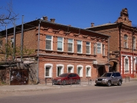 Astrakhan, Maksakovoy st, house 19. Apartment house