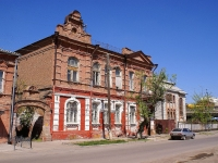 Astrakhan, Maksakovoy st, house 21. Apartment house