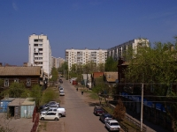 Astrakhan, Maksakovoy st, house 39. Apartment house