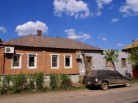 Astrakhan, Raskolnikov st, house 3. Private house