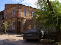 Astrakhan, Raskolnikov st, house 4. Apartment house