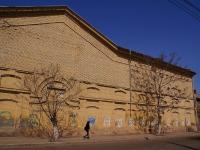 Astrakhan, st Raskolnikov, house 6А. Apartment house