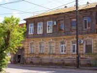 Astrakhan, st Raskolnikov, house 6. Apartment house