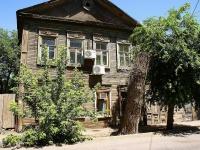 Astrakhan, st Raskolnikov, house 11. Apartment house