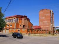 Astrakhan, st Raskolnikov, house 17. Private house