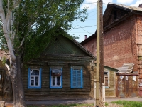 Astrakhan, Khlebnikov st, house 1. Private house