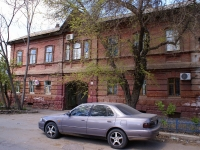 Astrakhan, Khlebnikov st, house 3. Apartment house