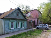 Astrakhan, Khlebnikov st, house 4. Private house