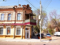 Астрахань, улица Хлебникова, дом 6. офисное здание