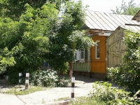 Astrakhan, Khlebnikov st, house 10. Private house