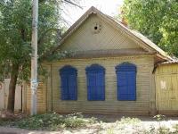 Астрахань, улица Хлебникова, дом 12. многоквартирный дом