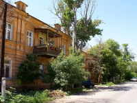 Astrakhan, Khlebnikov st, house 14. Apartment house