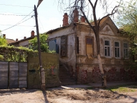 Astrakhan, Berezovskiy alley, house 4. Apartment house