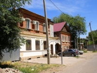 Astrakhan, Berezovskiy alley, house 17. Apartment house