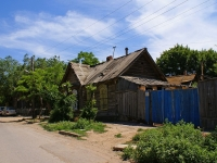 Astrakhan, Berezovskiy alley, house 22. Private house