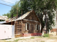 Astrakhan, Berezovskiy alley, house 29. Private house