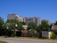 Astrakhan, Berezovskiy alley, house 31. Apartment house
