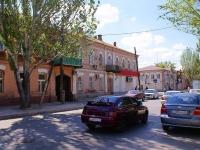 Астрахань, улица Академика Королёва, дом 10. многоквартирный дом