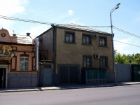 Astrakhan, Akademik Korolev st, house 34. Apartment house