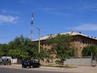 Astrakhan, Akademik Korolev st, house 48. boarding school