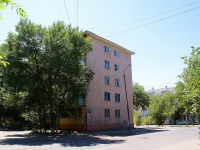Astrakhan, Pokrovskaya square, house 5. Apartment house