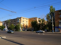 Astrakhan, Anry Barbyus st, house 36. Apartment house