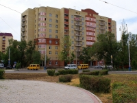 Astrakhan, Savushkin st, house 2. Apartment house