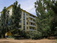 Astrakhan, Savushkin st, house 37 к.1. Apartment house