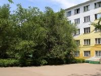 Astrakhan, hostel Астраханского базового медицинского колледжа, Savushkin st, house 39 к.1