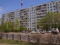 Астрахань, улица Савушкина, дом 49. многоквартирный дом