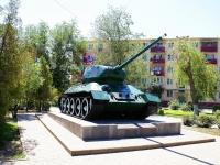 Астрахань, памятник