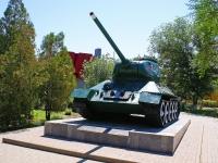 Astrakhan, monument