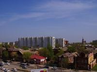 Astrakhan, Polyakova st, house 8. Apartment house