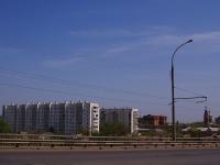 Астрахань, улица Полякова, дом 8. многоквартирный дом