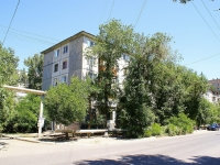 Astrakhan, Polyakova st, house 19. Apartment house
