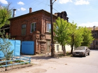 Astrakhan, Moskovskaya st, house 2. Apartment house