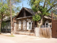Astrakhan, Moskovskaya st, house 4. Private house