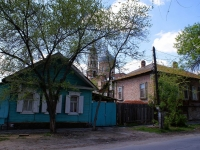 Astrakhan, Moskovskaya st, house 9. Apartment house