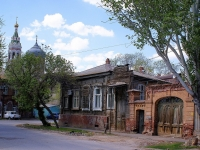 Astrakhan, Moskovskaya st, house 10. Apartment house