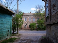 Astrakhan, Moskovskaya st, house 12А. Apartment house