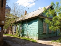 Astrakhan, Moskovskaya st, house 13. Private house