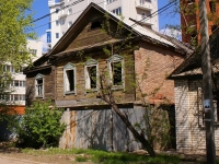 Astrakhan, Moskovskaya st, house 18. vacant building