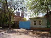 Астрахань, улица Московская, дом 23. индивидуальный дом