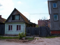 Astrakhan, Moskovskaya st, house 45. Private house