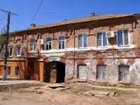 Astrakhan, Moskovskaya st, house 63. Apartment house