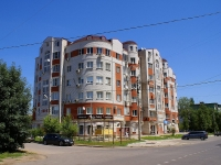 Astrakhan, Moskovskaya st, house 76. Apartment house