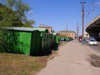 Астрахань, улица Московская, гараж / автостоянка